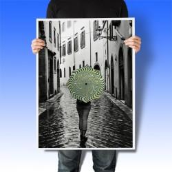 Αφίσα plotter