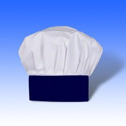 Σκούφος του σεφ δίχρωμος
