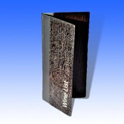 Ξύλινο Εξώφυλλο WINELIST