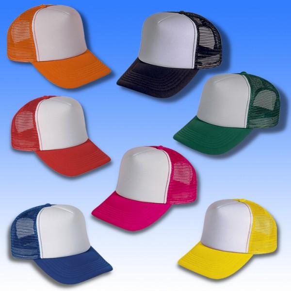 Καπέλο τύπου Trucker με δίχτυ