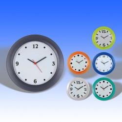 Ρολόι τοίχου ημιδιαφανές