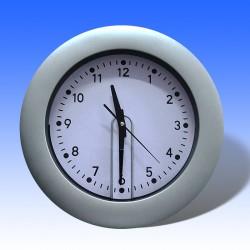 Ρολόι τοίχου στρόγγυλο