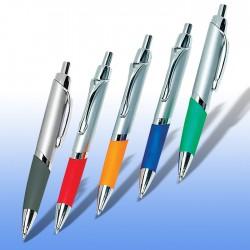Στυλό Space Ασημί και έγχρωμη εκτύπωση