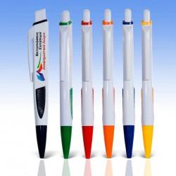 Στυλό πλακέ και έγχρωμη εκτύπωση