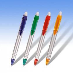 Στυλό Ασημί με έγχρωμη εκτύπωση