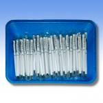 Μεταλλικό στυλό Λευκό